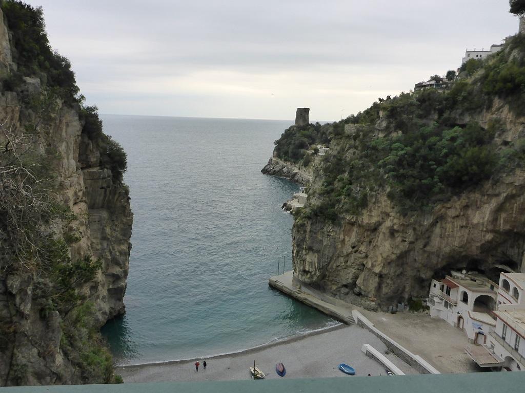 Campania Bike Tour Coastal Cycling
