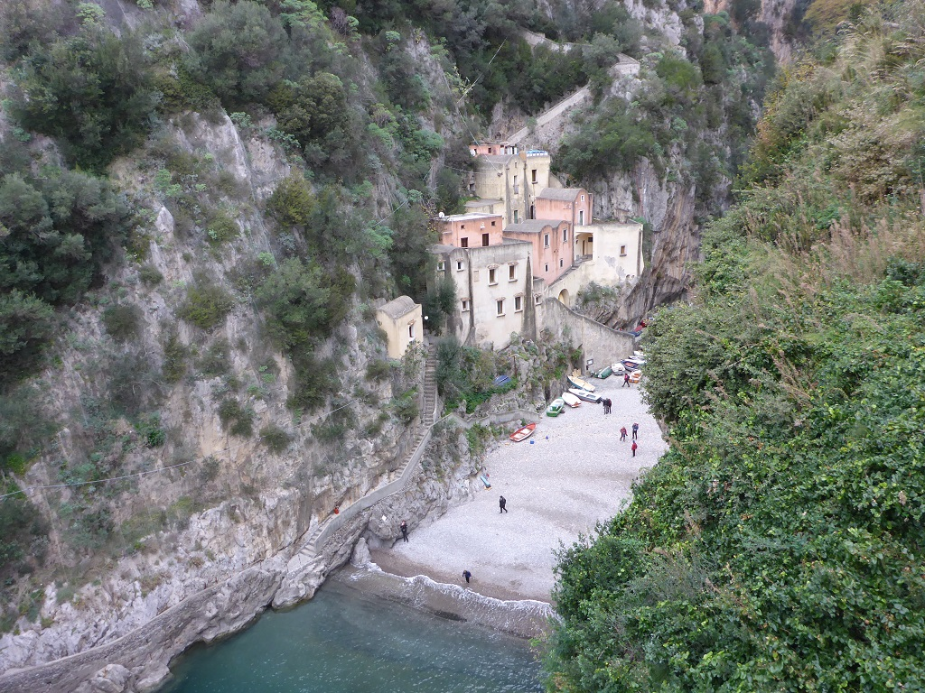 Campania and Amalfi Coast Cycling Tour