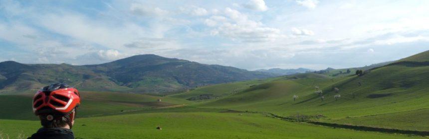 grand tour della sicilia in mountain bike