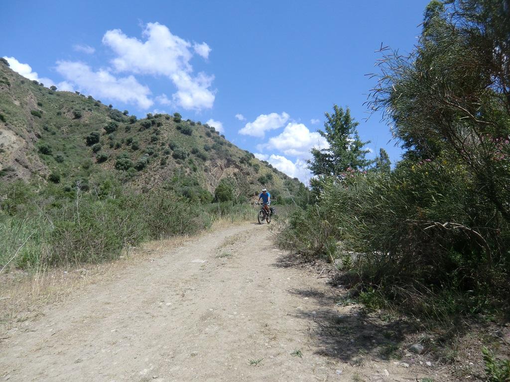 Madonie Bike Challenge Ride - Trails and Views