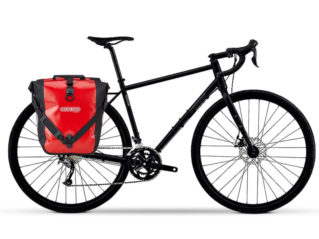 Specialized Sequoia Ortlieb Panniers Sizilien