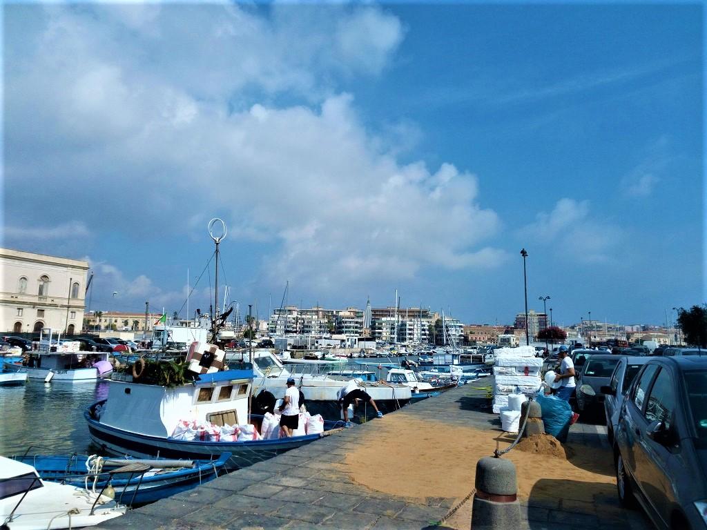 port of Siracusa Ortigia