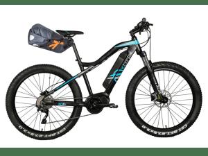 Brinke XCR+ in Bikepacking