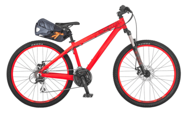 Scott Voltage Junior 24 Bikepacking