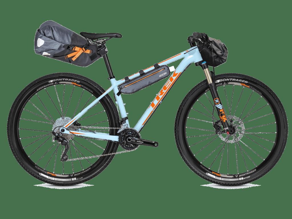 Trek Superfly 7 - Bikepacking