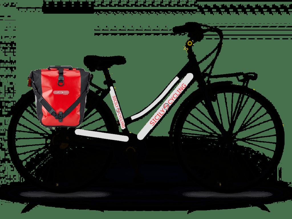 City bike sicily cycling ita