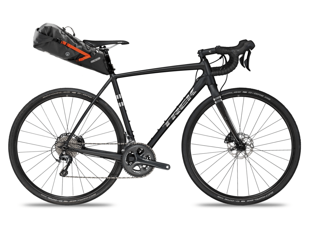 Trek Checkpoint ALR4 2019 bikepacking ita