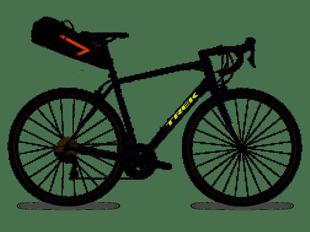 Trek Domane AL5 2019 bikepacking ita