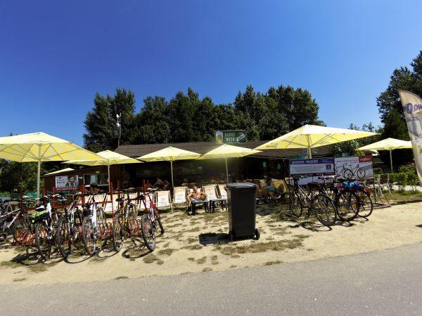 da Vienna a Bratislava in bici, punti di ristoro