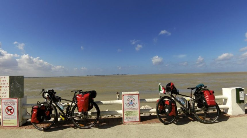 Self-guided biking tours