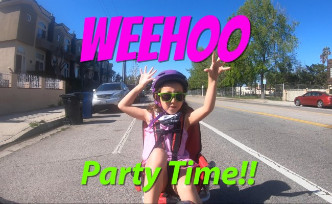 weehoo party time