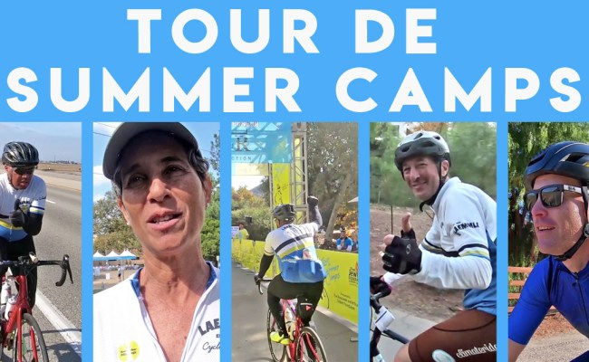 tour de summer camps