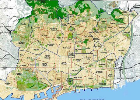 mapa70barriosbarcelona