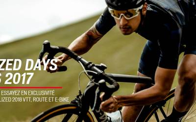 Specialized days à Granges: 15 modèles en test