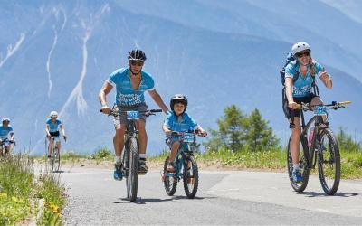 Ciclissimo à Crans-Montana et Evolène