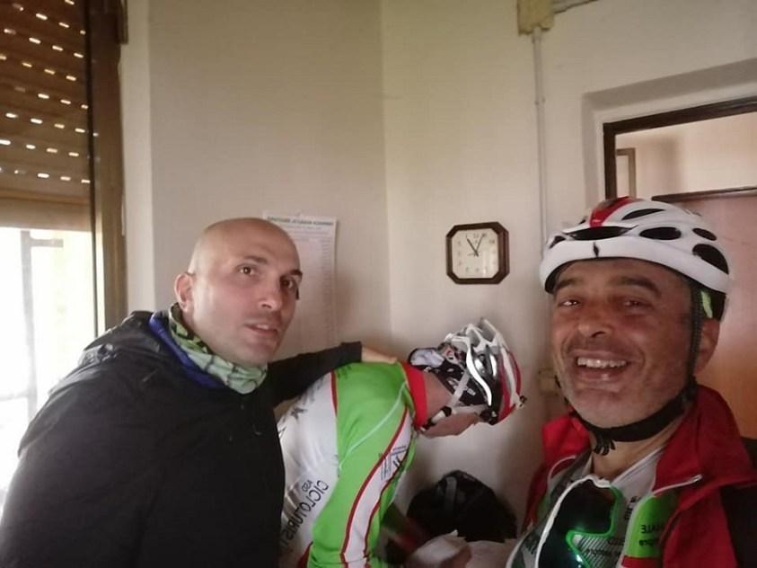 Brevetto mountain bike San Leo Santa Venera