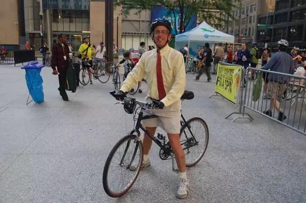 7 desculpas que as pessoas usam para não ir de bike ao trabalho
