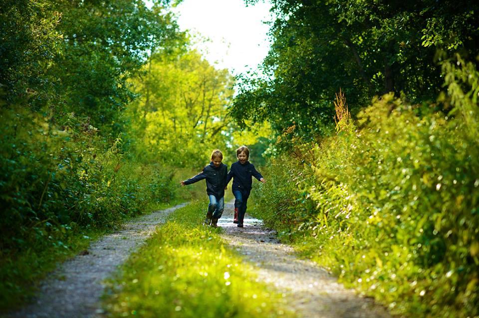 Crianças que não brincam na natureza, não se preocupam em protegê-la, diz artigo