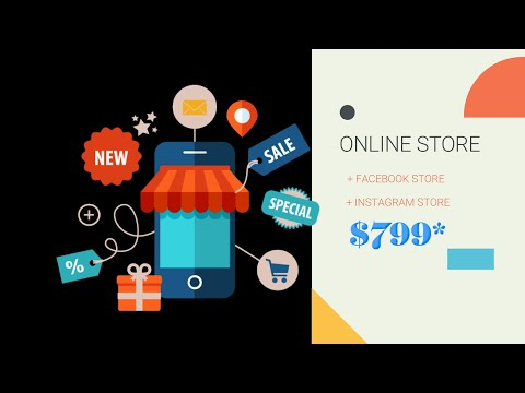 Online Store Setup Offer