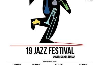 19 JAZZ FESTIVAL · UNIVERSIDAD DE SEVILLA