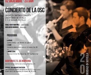 OSC · CONCIERTO#1 · TEMPORADA VI