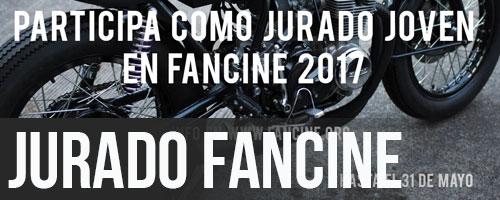 JURADO JOVEN · FANCINE MÁLAGA · PARTICIPA