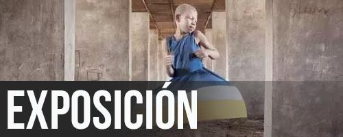 EXPOSICIÓN · ALBINO · ANA PALACIOS