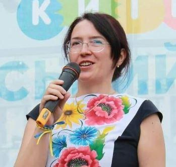 Авторка проектів ГБ-1 №174, ГБ-2 №3