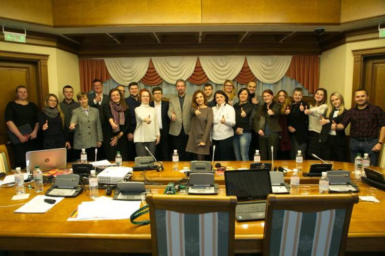 Представники ЦРІ взяли участь у Performance Dialogue