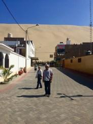 Dunas ameazadoras en Huacachina