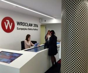 Barbara: oficina de información da Capitalidade Cultural Europea