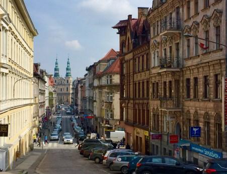 Rúas de Poznan