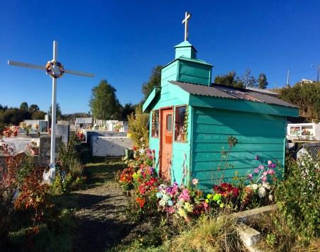 Cemiterio de Huillinco