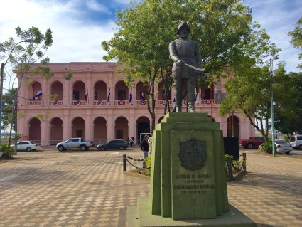 Cabildo e Centro Cultural de la República