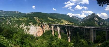 Viaduto do río Tara