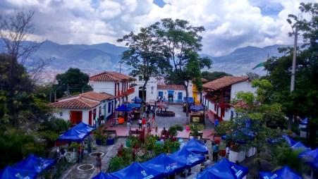 Pueblo Paisa no Cerro Nutibara
