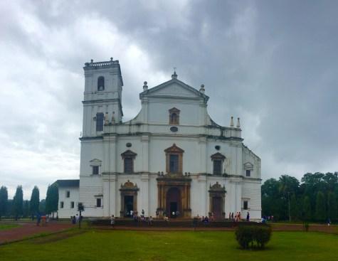 Catedral de Velha Goa
