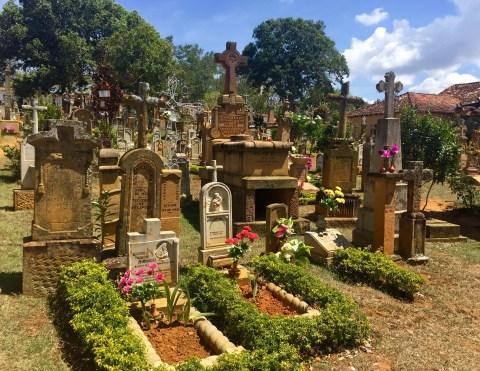 Cemiterio de Barichara
