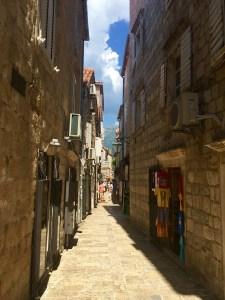 Stari Grad en Budva