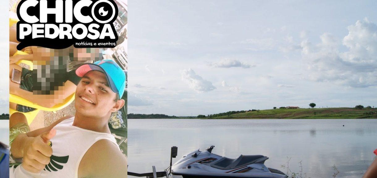 PAULISTANA | Jovem cai de Jet-SKi no Açude Ingazeira e morre afogado