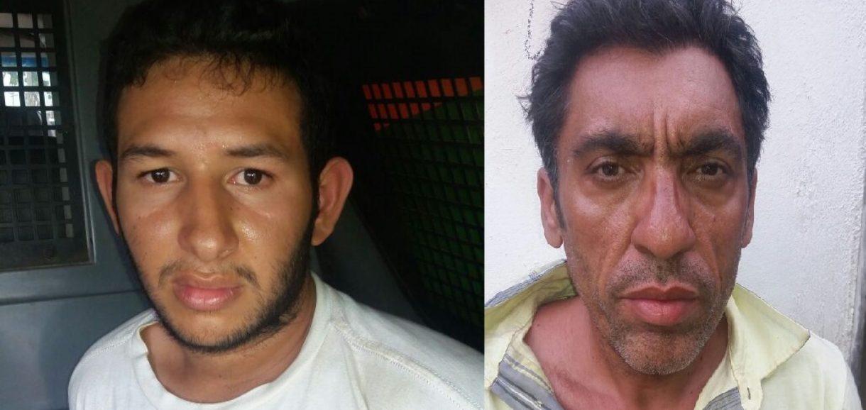 Polícia prende dupla de Padre Marcos por roubo de moto e recupera veículo; veja fotos
