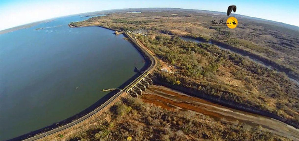 Barragem de Boa Esperança, em Guadalupe, atinge 90% da capacidade