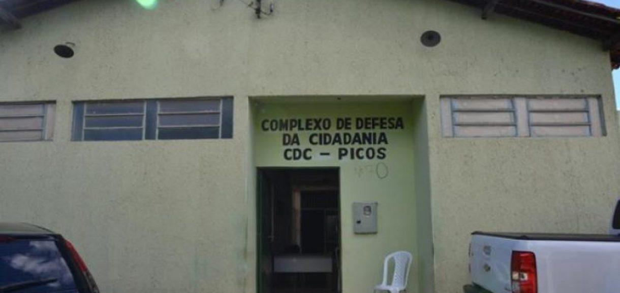 Adolescentes realizam motim no Complexo de Defesa da Cidadania de Picos