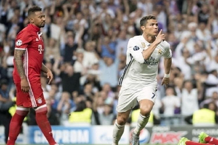 Resultado de imagem para Real vence o Bayern
