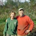 Cammy Watts and John Bunker