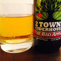 Cider Review: The Bad Apple