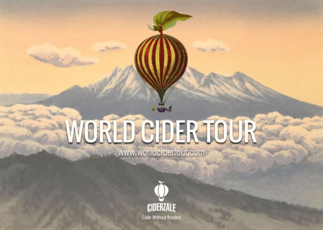 WORLD CIDER TOUR