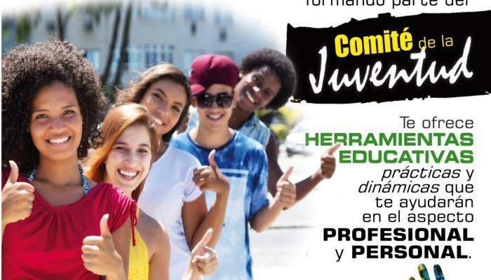 Anuncio para jóvenes entre las edades de 18 a 29 años