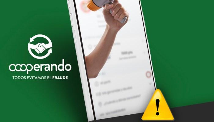 Pendiente a alertas de transacciones enviadas para evitar el fraude