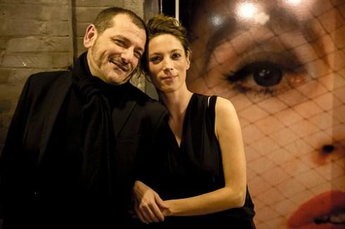 Julie Pichavant et Philippe Pitet - Fassbinder Work In Progress Cinémathèque de Toulouse